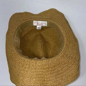 """Accessories - Four Buttons Adjustable (wire) Rimmed Hat-22"""""""